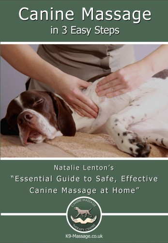 5 Copies of Canine Massage in 3 Easy Steps To Giveaway!