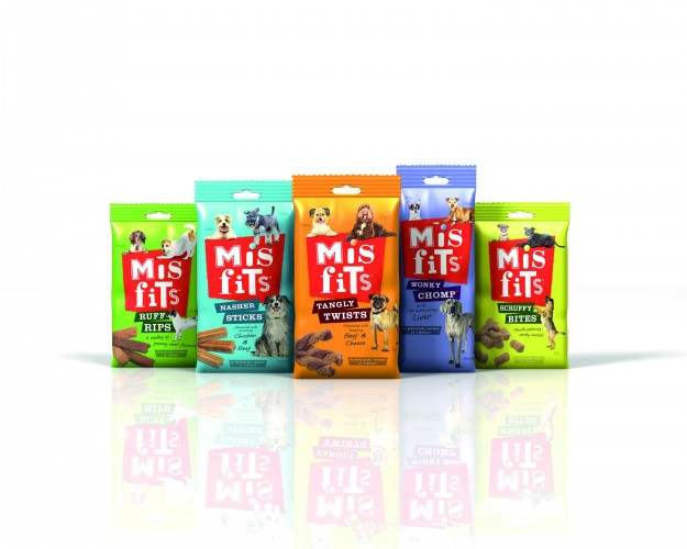 6 Months Worth Of Misfits Dog Treats To Win!