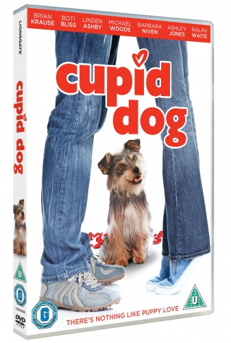 10 Copies Of Cupid Dog on DVD To Giveaway!