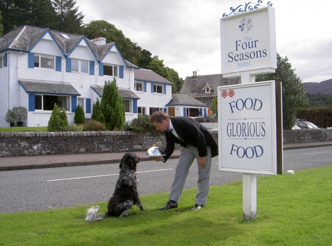 Two Night Stay At The Four Seasons Perthshire To Win!