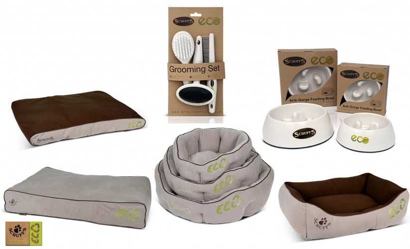 A Scruffs ECO Range Hamper To Win!