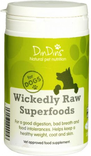 10 Pots Of 'Din Dins Wickedly Raw Superfoods' Supplements To Win!