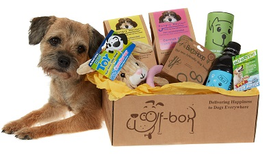 15% Discount Code from Woof-Box.co.uk