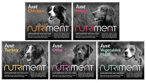 10 Prize Boxes from Nutriment's 'Just' Range to Win!
