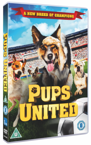 12 Copies of 'Pups United' DVD to Giveaway!