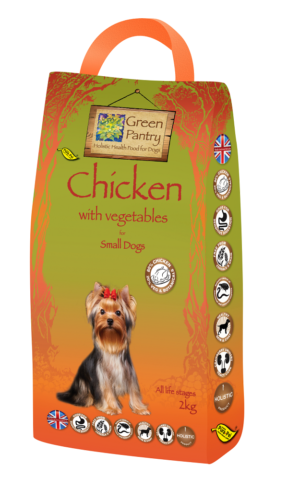 10 Bags of Green Pantry Small Dog Mini-Bites to Win!