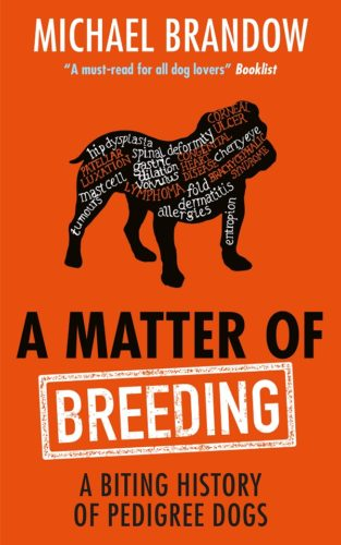 10 Copies of 'A Matter of Breeding' to Giveaway!