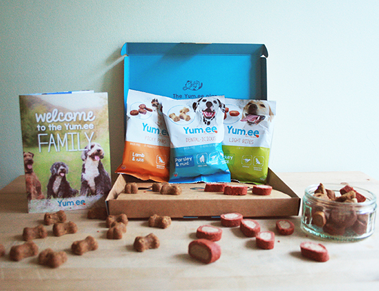 Discount Code: Get Your First Box of Yum.ee Pet Treats Free!