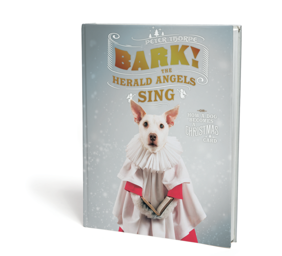10 Copies of 'Bark! The Herald Angels Sing' to Giveaway!