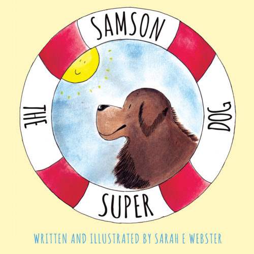 5 Copies of 'Samson the Super Dog' to Giveaway!