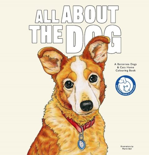 5 Copies of 'All About the Dog' to Giveaway!