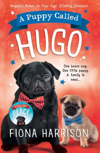 5 Copies of 'A Puppy Called Hugo' to Giveaway!