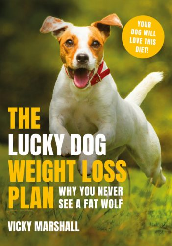 5 Copies of 'The Lucky Dog Weight Loss Plan' to Giveaway!
