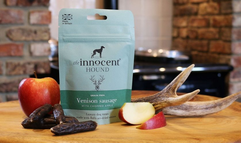 Discount Code: 20% Off Innocent Hound Dog Treats