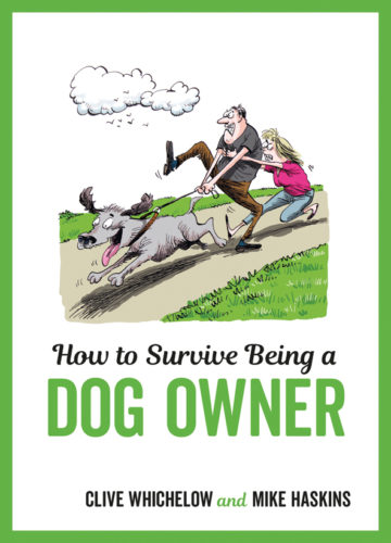 5 Copies of 'How to Survive Being a Dog Owner' to Giveaway!