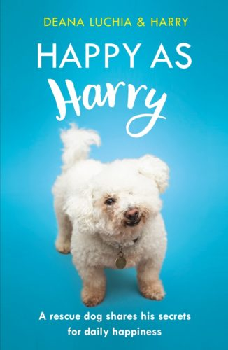 5 Copies of 'Happy As Harry' to Giveaway!