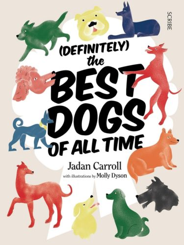 5 Copies of '(Definitely) The Best Dogs of All Time' to Giveaway!