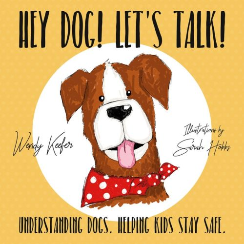 5 Copies of 'Hey Dog! Let's Talk' to Giveaway!