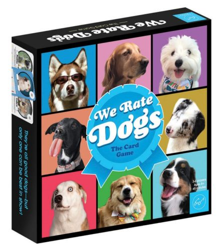 Win a 'We Rate Dogs! The Card Game' Set