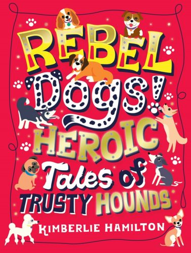 5 Copies of 'Rebel Dogs' to Giveaway!
