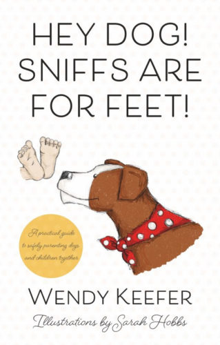 5 Copies of 'Hey Dog! Sniffs are for Feet!' to Giveaway