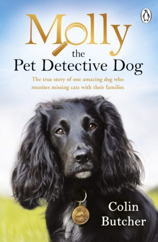 5 Copies of 'Molly the Pet Detective Dog' to Giveaway!